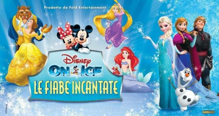 Disney on Ice – Le Fiabe Incantate – Assago Forum
