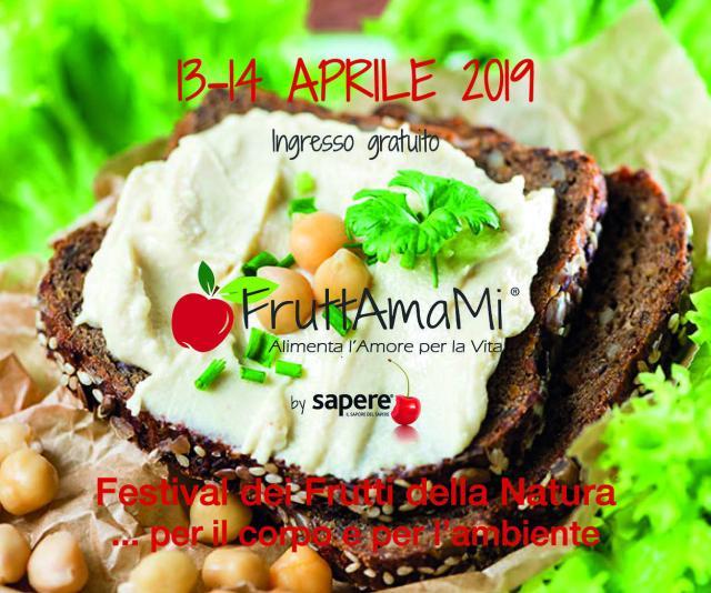 FruttAmami festival Milano 13-14 Aprile 2019