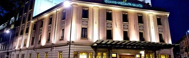 Hotel lusso 5 Stelle Milano