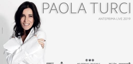 Paola Turci in concerto a Milano