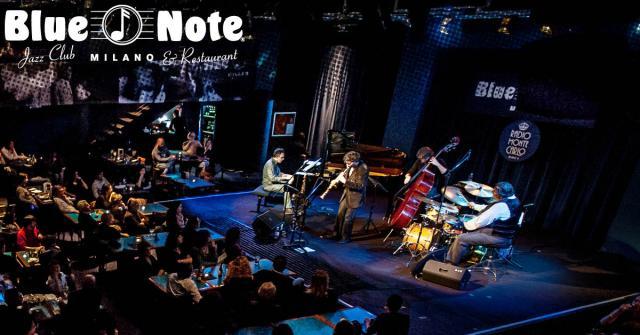 Blue Note Milano Programmazione Aprile