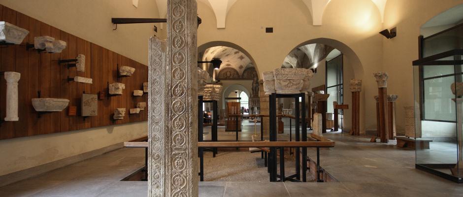 Museo d'arte antica – Dal 15 al 30 Aprile 2019