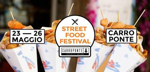 Street Food Festival – Carroponte – Ingresso Gratuito