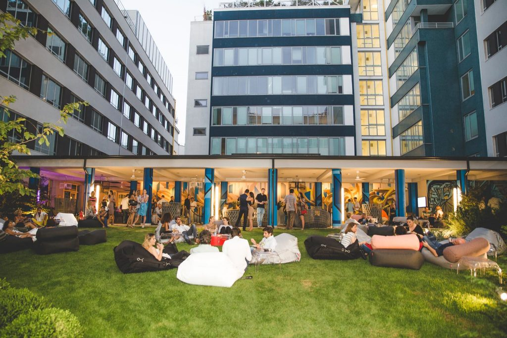 CFM / Fuorisalone 2019 – Official cocktail Hotel Nyx Milano