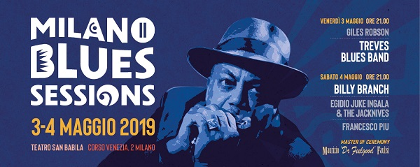 Milano Blues Session – Teatro San Babila