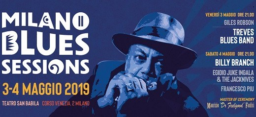 Milano Blues Session – Teatro San Babila
