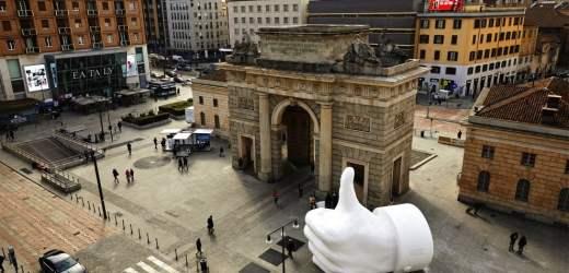 Porta Garibaldi  Milano