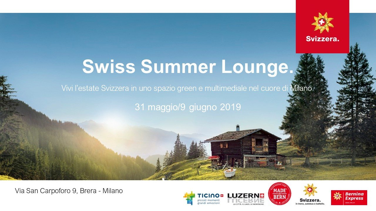 Swiss Summer Lounge