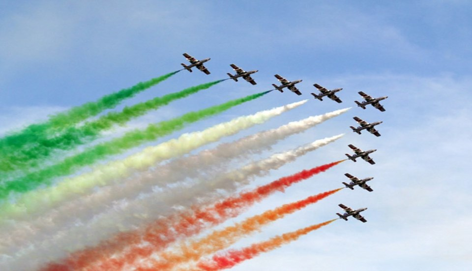 Milano – Linate Air Show 2019