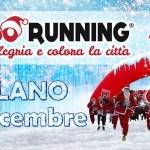 Babbo Running Milano è il più grande tour in Italia dedicato al Natale!