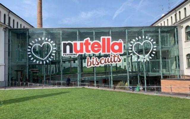 Casa Nutella a Milano
