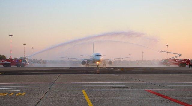 Riaperto l'aeroporto di Linate: ecco il primo atterraggio