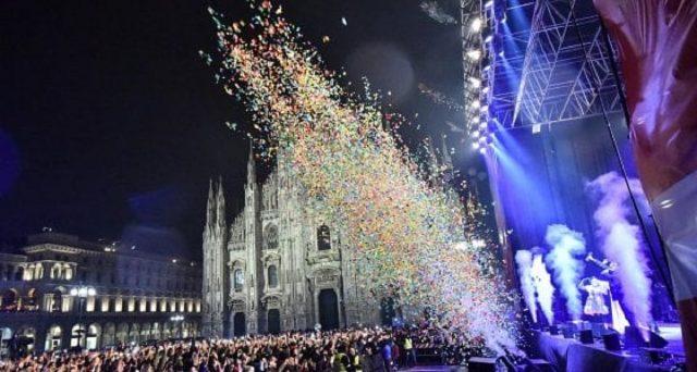 Capodanno 2020 a Milano in Piazza Duomo con Lo Stato Sociale e tante sorprese