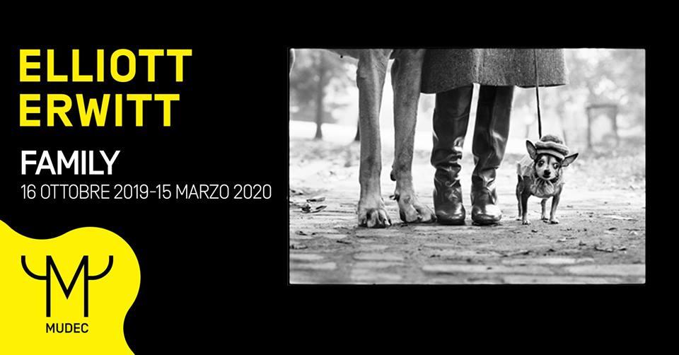 Elliott Erwitt: al Mudec di Milano