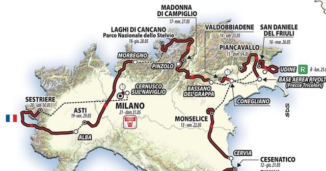 Giro d'Italia 2020 – Ultima Tappa