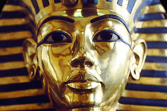 Mostra Tutankhamon Palazzo Reale Milano