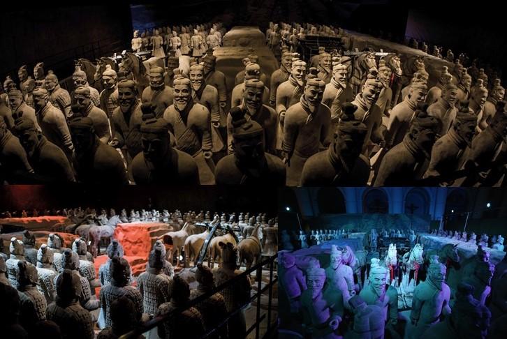 FABBRICA DEL VAPORE: in mostra l'Esercito di Terracotta