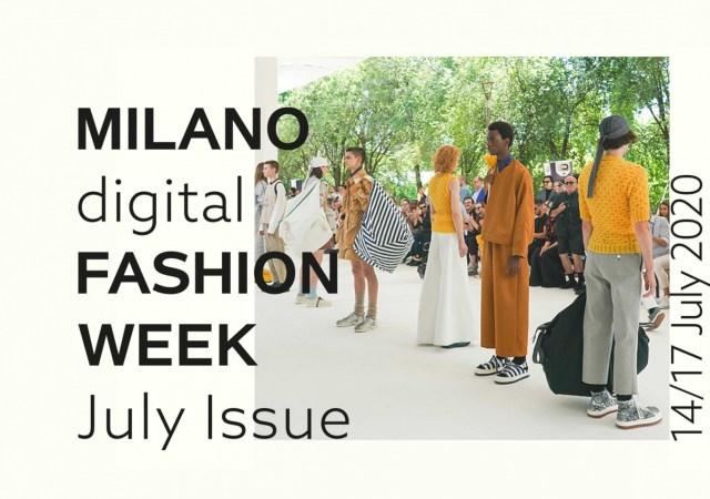 Camera Nazionale della Moda, a luglio la Milano Digital Fashion Week