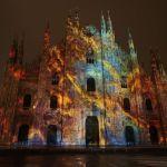 """Il Duomo si """"accende"""" con le opere d'arte"""