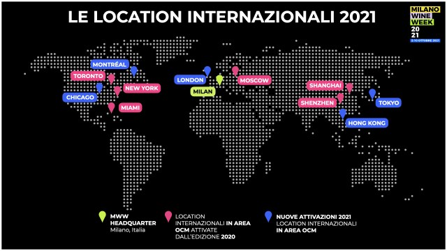 MWW2021 International locations