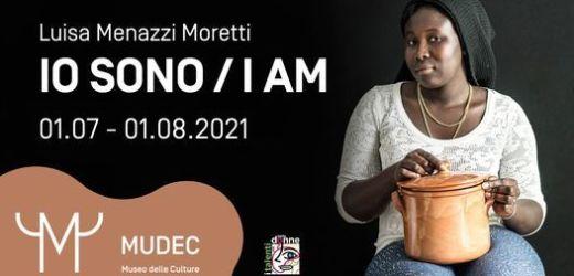 IO SONO Luisa Menazzi Moretti al Mudec Milano
