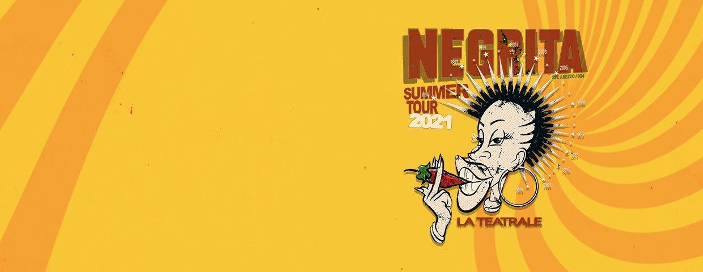 Negrita a Milano nel 2021: data e biglietti del concerto