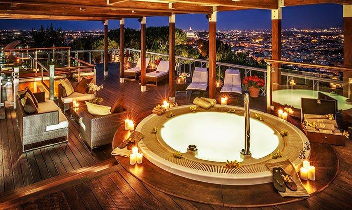 I 10 Roof Garden pi Romantici di Roma