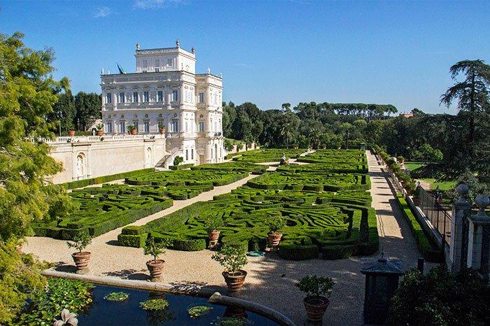 Parchi Ville e Giardini di Roma Ecco le 12 Imperdibili