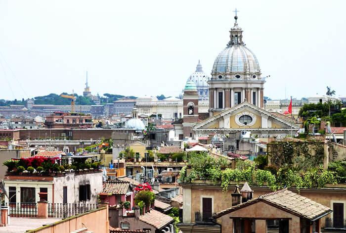 Le 10 Terrazze Panoramiche Pi Belle di Roma