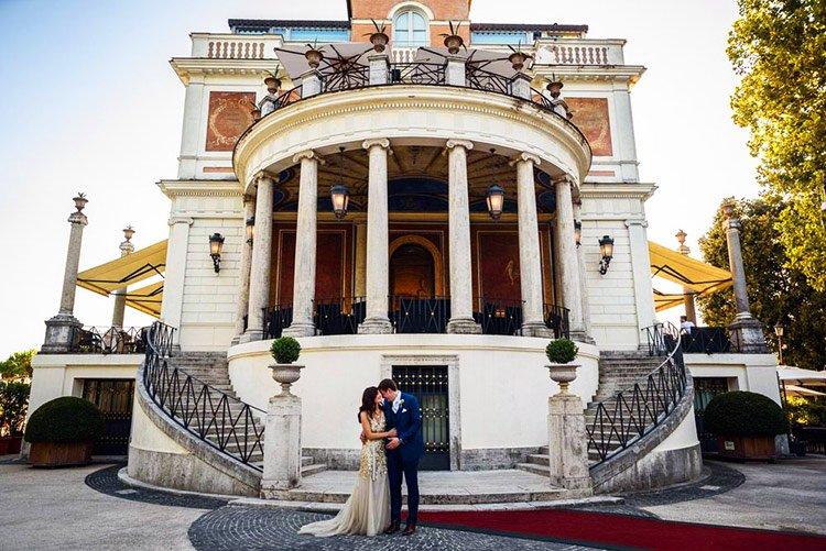 26 Location da Sogno per Matrimoni a Roma in Ville e