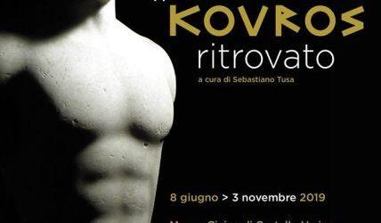 Il Kovros ritrovato a Catania, al Castello Ursino