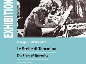 Le stelle di Taormina, il cinema in mostra.