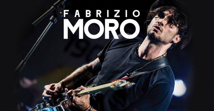 Fabrizio Moro in concerto – Catania