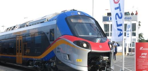 I nuovi treni Pop in arrivo in Sicilia