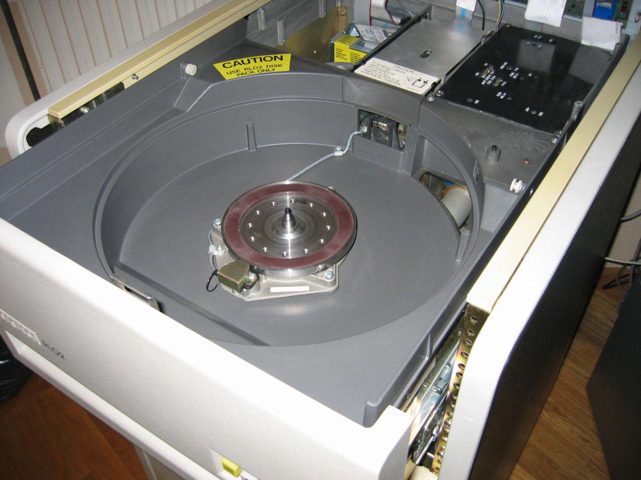 cosamorg  RL02 Disk Drive