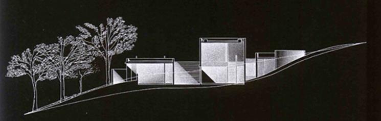 La Casa Koshino 1980 Tadao Ando la relacin arquitectnica entre los volmenes y la luz