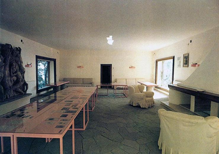 Casa Malaparte  Grandes obras de la Arquitectura de la