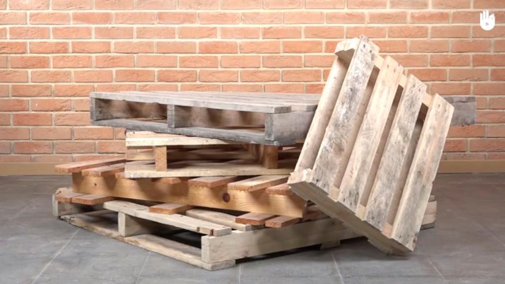 Reciclaje 2 0 los pal s entran en casa habitatmag - Reciclaje de pales ...