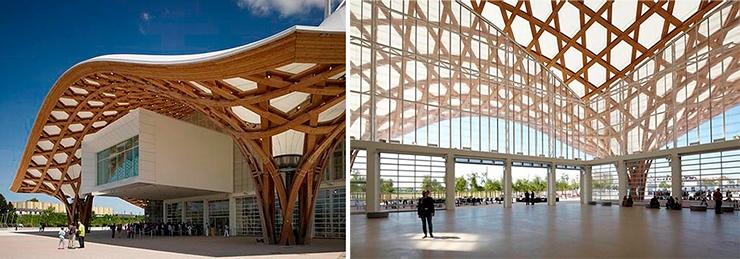 La Arquitectura de Shigeru Ban Premio Pritzker 2014