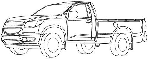 Chevrolet empezó a mostrar a la reemplazante de la S-10