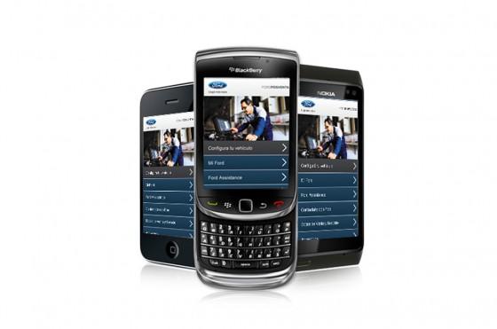 Mobile: Ford Argentina renovó su aplicación de posventa