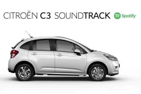 Citroen C3 Soundtrack