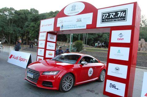 Audi Argentina estuvo nuevamente presente en La Gran Carrera