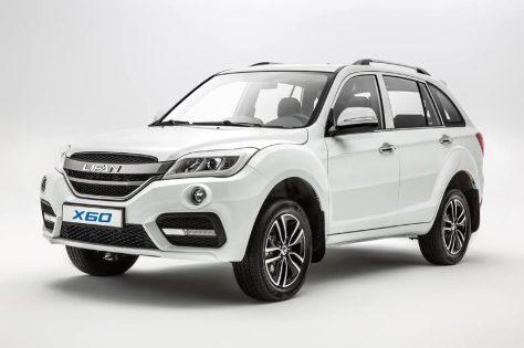 Lifan X60 MY 2017