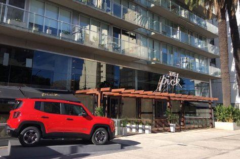 Jeep Argentina junto a The Pick Market