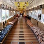 El tren Densha Tama cuida hasta su último detalle | Foto: www.japonpop.com