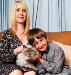 La madre de Lorcan dice que la relación entre Jessi y el niño es muy especial