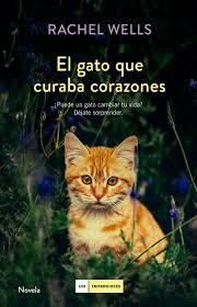 libro el gato que curaba corazones