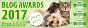 Premios Zooplus Blog Awards 2017