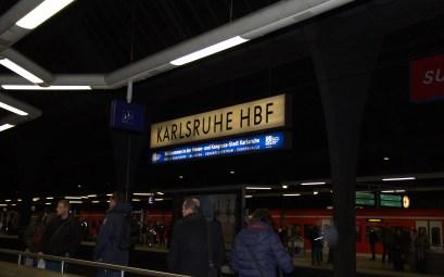 Viajar barato en Alemania tren